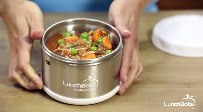 Lunchbots Thermal Bowl